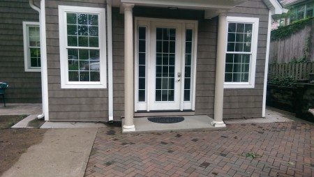 Front Stoops - Concrete Leveling