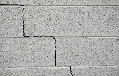 Cracked Basement or Foundation Walls